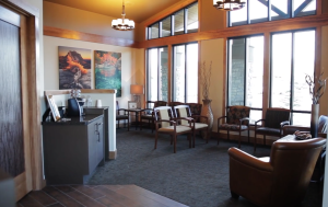 Riverway Family Dental Reception